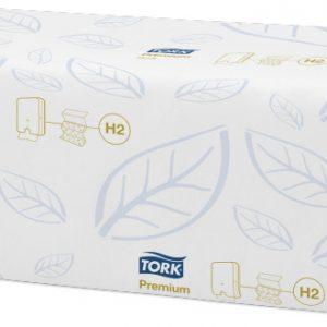 Tork Xpress® Yumuşak Z Katlamalı Havlu Kâğıt 150*21