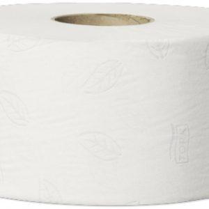 Tork Mini Jumbo Tuvalet Kâğıdı İleri Düzey 170m*12