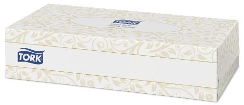 Tork Ekstra Yumuşak Kutu Mendil Premium