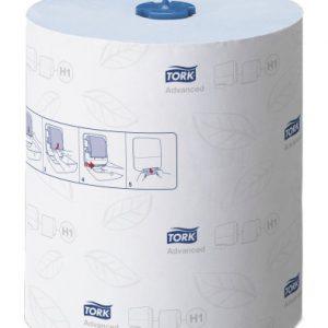 Tork Matic® Mavi Havlu Kâğıt Rulosu İleri Düzey