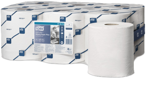 Tork Reflex™ Endüstriyel Havlu Kâğıt Plus 151*6