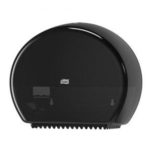 Tork Mini Jumbo Tuvalet Kâğıdı Dispenseri Siyah