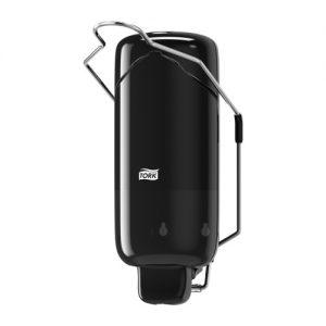 Tork Sıvı Sabun Dispenseri – Manivela Kollu Siyah