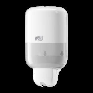 Tork Mini Sıvı Sabun Dispenseri Beyaz