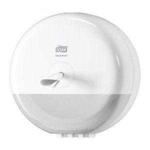 Tork SmartOne® Mini Tuvalet Rulosu Dispenseri Beyaz