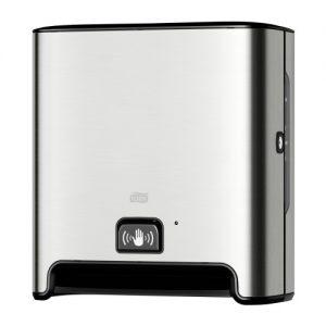 Tork Matic Havlu Kâğıt Rulosu Dispenseri Metal – Intuition Sensörlü