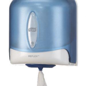 Tork Reflex™ Her Seferinde Tek Yaprak Veren, İçten Çekmeli Dispenser