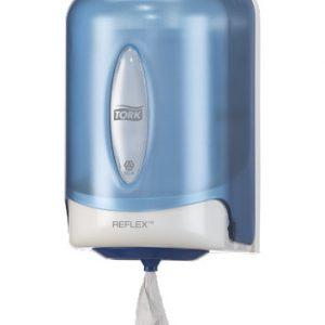 Tork Reflex™ Her Seferinde Tek Yaprak Veren, Mini İçten Çekmeli Dispenser