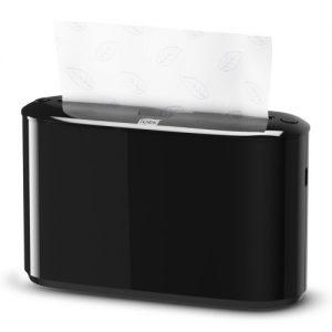 Tork Xpress® Tezgah Üstü Z Katlı Havlu Kâğıt Dispenseri Siyah